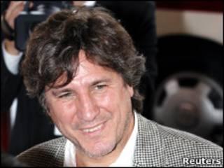 Ministro de Economía argentino, Amado Boudou