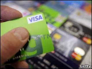 Карточка Visa