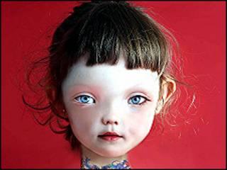 Fotomontaje digital de Cecilia Avendaño, de Chile.