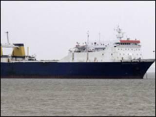بحری جہاز ایجئن گلوری