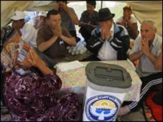 Референдум у Киргистані