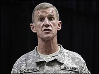 Janar Stanley McChrystal