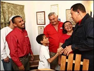 Hugo Chávez (Foto: Cortesía Minci)