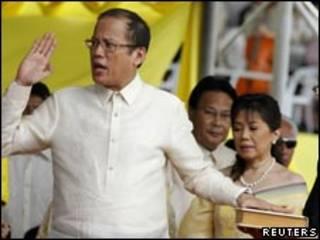Tổng thống Benigno Aquino