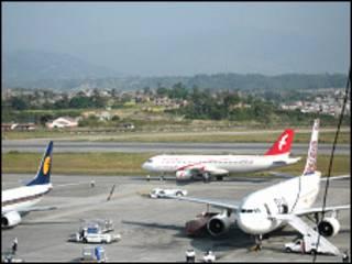 काठमाण्डू विमानस्थल