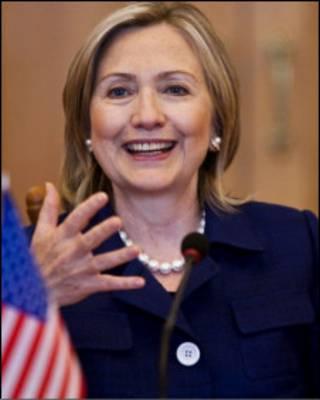 Хиллари Клинтон на Украине