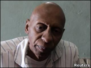 Кубинский диссидент Гильермо Фаринас
