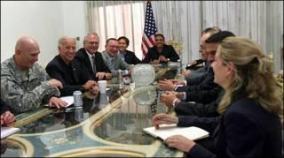 جو بايډن په عراق کې