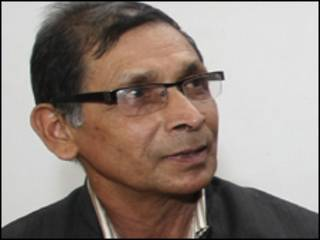 माओवादी उपाध्यक्ष मोहन वैद्य किरण