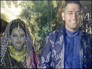 دھونی کی شادی