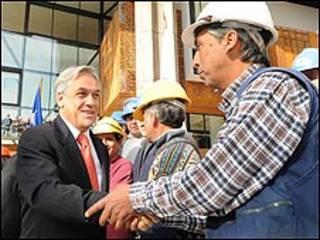 Sebastián Piñera (Foto cortesía de la presidencia de Chile)