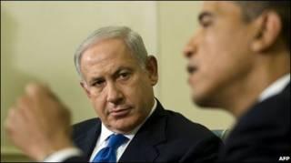 ओबामा-नेतन्याहू