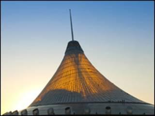 Carpa en kazajistán