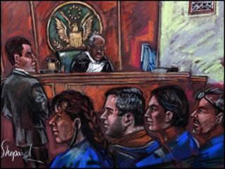 अमरीका में कथित रूसी एजेंटों पर मुक़दमे की सुनवाई