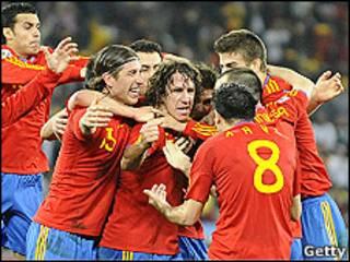 Selección española de futbol