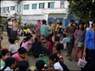 burmese workers