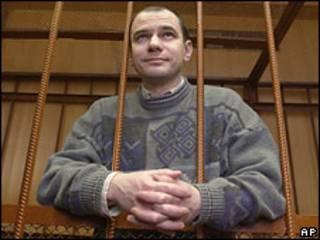 Игорь Сутягин в московском суде