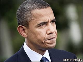 Barack Obama se dirige a la prensa en la Casa Blanca tras conocerse la aprobación de la reforma financiera.