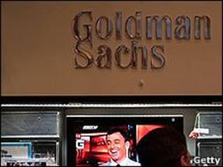Aviso de Goldman Sachs