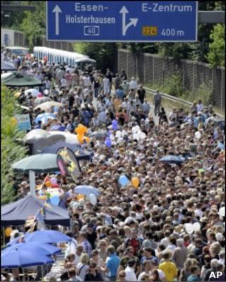 Фестиваль на автобане