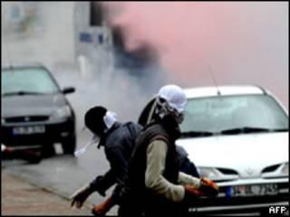 حمله شورشیان کرد ترکیه-آرشیو