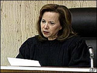 Jueza Susan Bolton