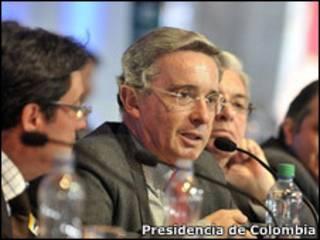 Último consejo comunal de Álvaro Uribe
