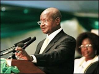 Rais Museveni: Mwanaye amedaiwa kuongoza kikosi kinachodhulumu raia wa Karamoja
