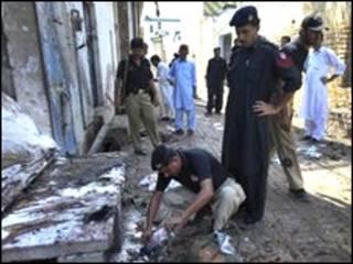Harin bam a Pakistan