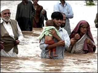 افغانستان سیلاب فائل فوٹو