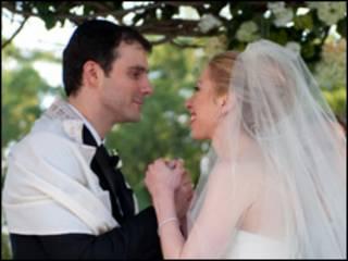 ازدواج چلسی کلینتون