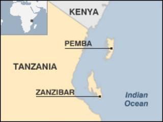 Visiwa vya Zanzibar