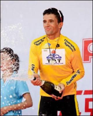شادمانی دوچرخه سواران ایرانی