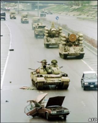 جنگ عراق و کویت