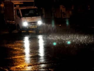 तेज़ बारिश (फ़ाइल फ़ोटो)