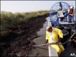 Ликвидация аварии в Мексиканском заливе