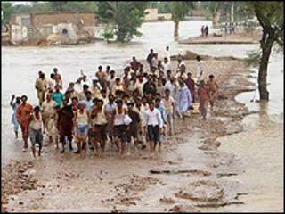 سیلاب متاثرین