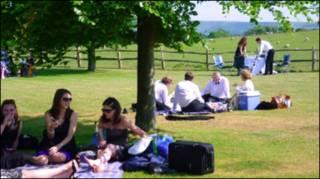 пикник в Глайндборне