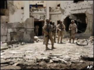विस्फोट स्थल