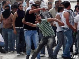 تظاهرات فلسطینیان علیه اسرائیل