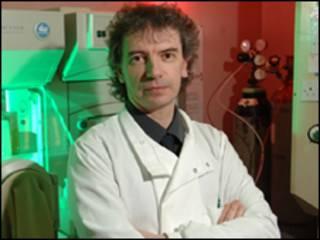 Professor Martin Tangney (Foto: Cortesia Edinburgh Napier University)
