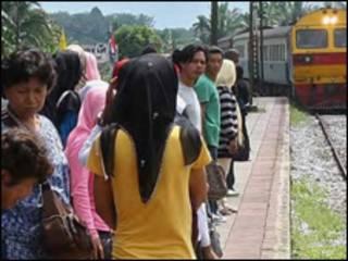Đường xe lửa nối các nước lưu vực sông Mekong do ADB tài trợ