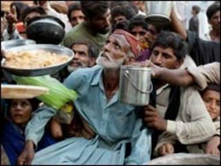 Waathiriwa mafuriko Pakistan