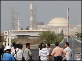 Nhà máy Bushehr