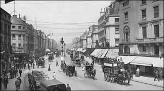 19वीं शताब्दी में लंदन