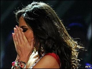 Jimena Navarrete, Miss Universo 2010