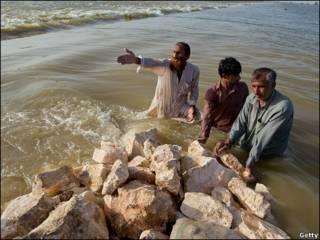 पाकिस्तान मे बाढ़