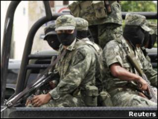 Exército no México