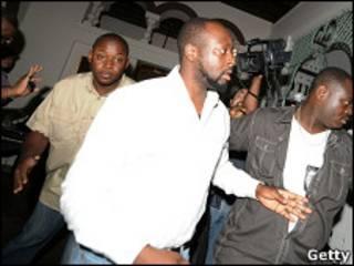 Rapero haitiano Wyclef Jean