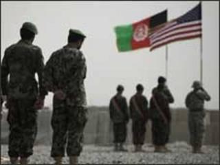 امریکا افغانستان
